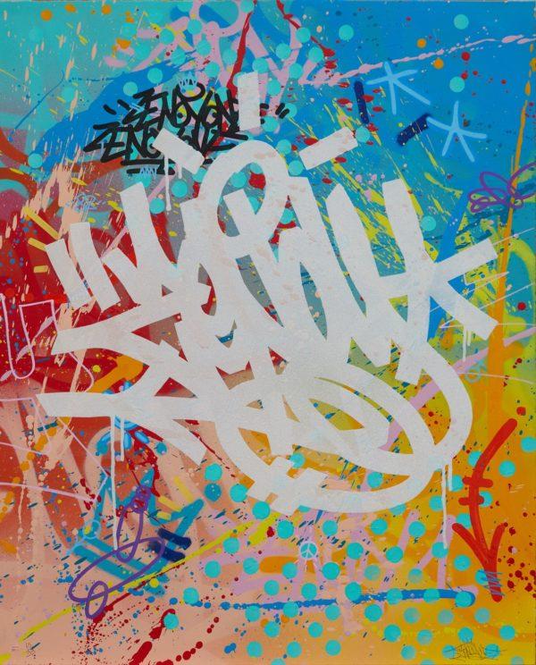 Zenoy full colors Silk