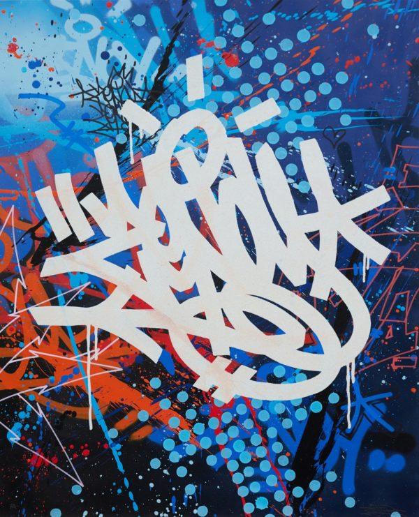 Zenoy full colors Black Blue